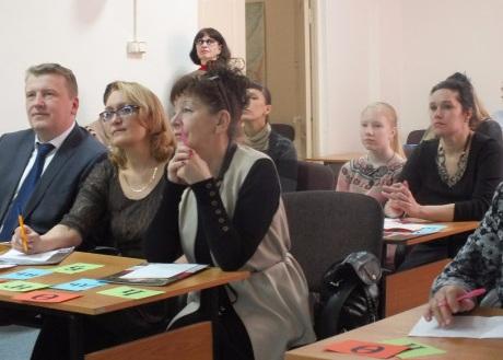Лингво-урок  «Саха тыла» в Алданской районной библиотеке