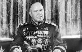 Великий полководец — Маршал Жуков